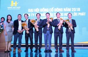 Công ty bất động sản Hưng Lộc Phát