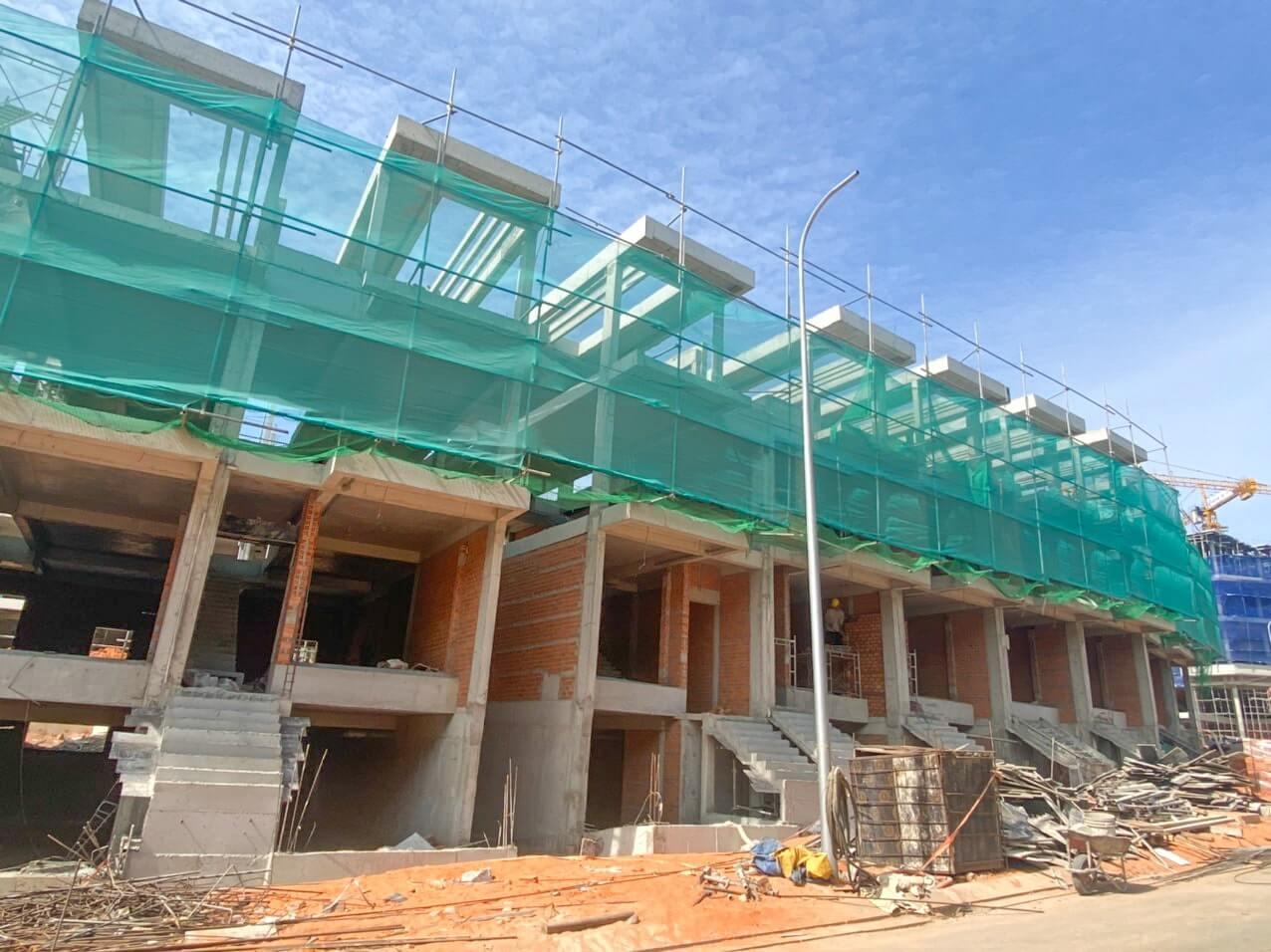 Cập nhật tiến độ dự án Mũi Né Summerland tháng 02/2021